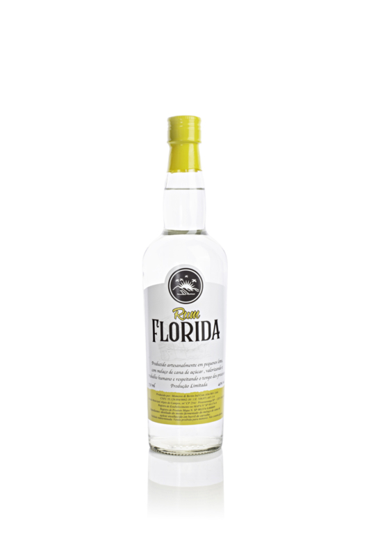 Brazilian rum - branco