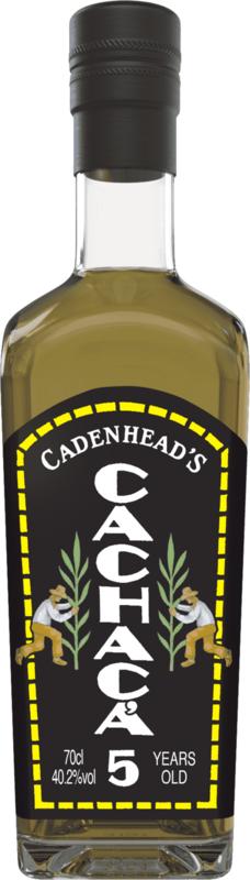 Cadenhead's Cachaça 5 yo (Sapucaia)