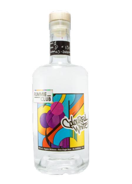 Rummieclub Rum Colourful White