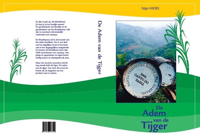 """Book """"Cachaça - de adem van de tijger"""""""