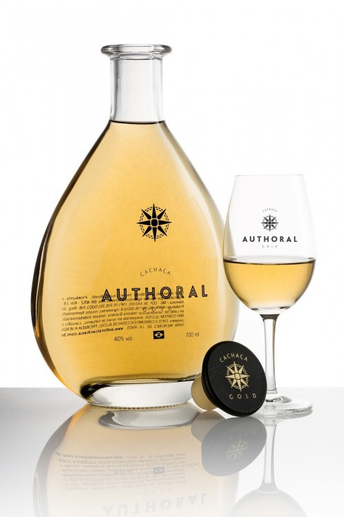 Authoral - cachaça blended woods