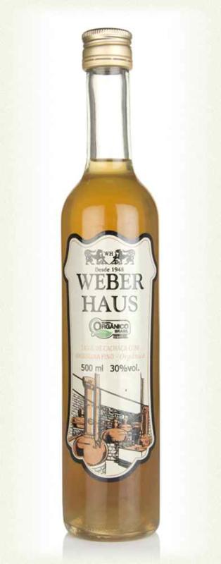 Weber Haus amburana liquor