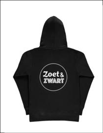 Zoet & Zwart Hoodie Kind