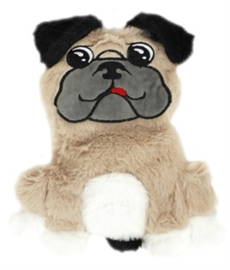 Fofos knuffel mopshond