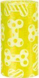 Trixie poepzakjes citroengeur 4 x 20 stuks