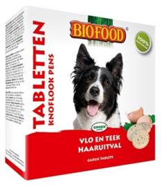 Biofood knoflook/pens
