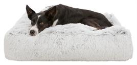 Trixie kussen Harvey wit/zwart 80 x 60 cm