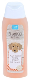 Lief shampoo gevoelige huid