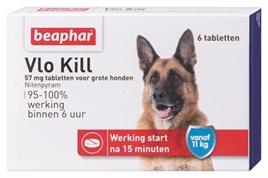 Beaphar vlo kill tabletten vanaf 11 kg