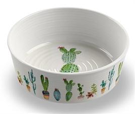 Tarhong voerbak cactus 22 cm