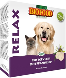 Biofood relax rustgevende snoepjes