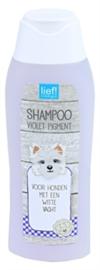 Lief shampoo witte vacht