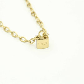 Locket-ketting