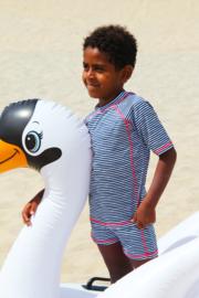 Ducksday Zwemshirt korte mouwen Flick Flack