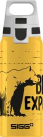 Sigg Aluminium Drinkfles 0,5l Bear