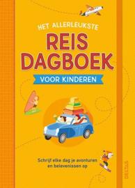 Het allerleukste reisdagboek voor kinderen Deltas