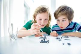 4M Kidzlabs Zout-water Robot Bouwpakket