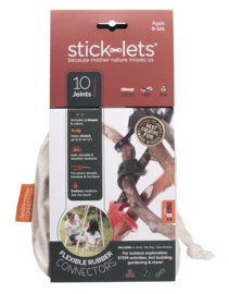 Stick-lets Camouflage set 10 stuks