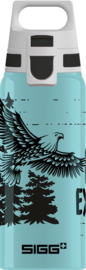 Sigg Aluminium Drinkfles 0,5l Eagle