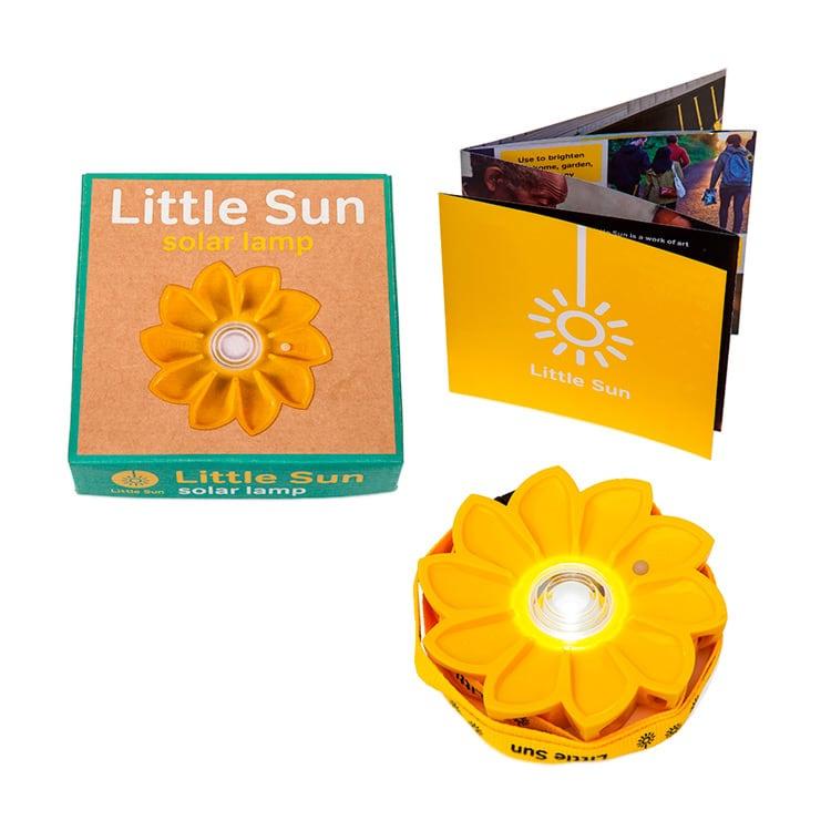 Little Sun Solarlamp kampeerlamp