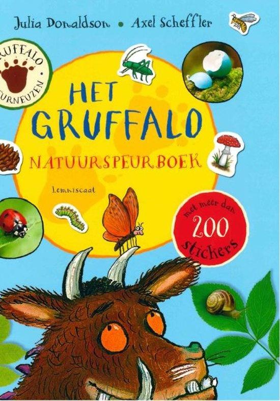 Prentenboek Gruffalo Natuurspeurboek Zomer