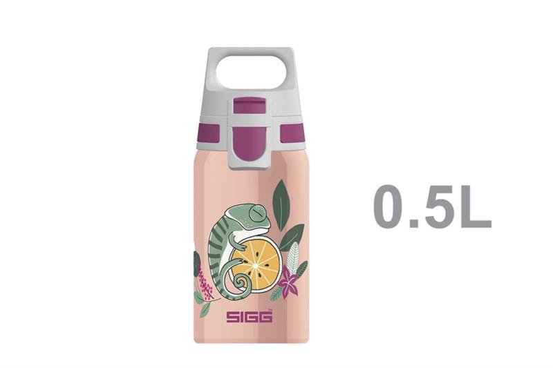 Sigg Drinkfles Shield One Flora 0,5 L