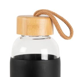 10Days glass bottle black