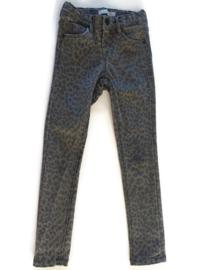 122 - Name It skinny jeans panterprint