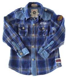 104 (maat 4) - Retour blouse/overhemd Marcus