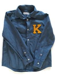 134 - Zara overhemd/blouse