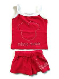 92 - Minnie Mouse setje 2-delig