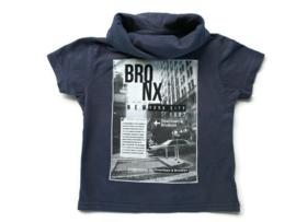 98 - Primark t-shirt met col