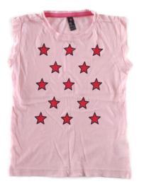 122/128 - Jilly t-shirt sterren