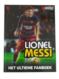 Boek 'Lionel Messi - het ultieme fanboek (VI Kids)