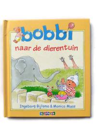 Boekje Bobbi naar de dierentuin