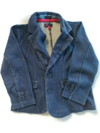 110/116 - WE Fashion sweatvest/-colbert