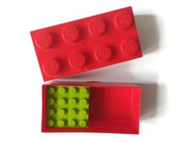 Lego lunchbox + 2 x mini lunchbox