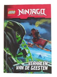 Boek Lego Ninjago 'Verhalen van de geesten'