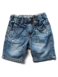 86/92 (90 cm) - Benetton korte spijkerbroek