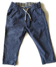 86 - Zara broek (linnen/katoen)