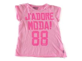 128/134 (maat 10) - Vingino t-shirt