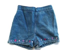 110 (maat 5) - Simply Basic korte spijkerbroek
