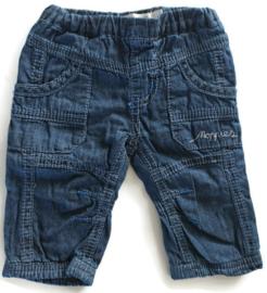 62 - Noppies spijkerbroekje