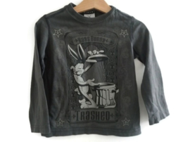 98/104 Sisley longsleeve Bugs Bunny