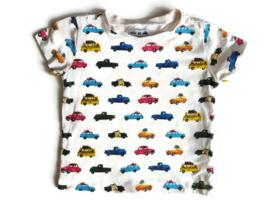 80 - Wibra t-shirt auto's