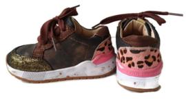 23 - Shoesme 'Extreme Flex' leren sneakers