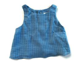 104 - Zara topje met knoopjes achterkant