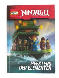 Boek Lego Ninjago 'Meesters der elementen'