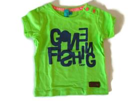 68 - B.Nosy t-shirt Gone Fishing