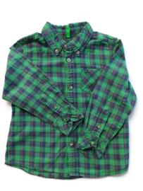 92 (90 cm) - Benetton overhemd